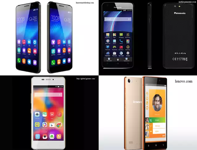 The Newly Launched Panasonic Smartphones that are a Sure Shot Hit