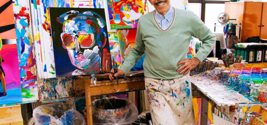 Peter Max - A Master in The Field of Pop Art in the USA